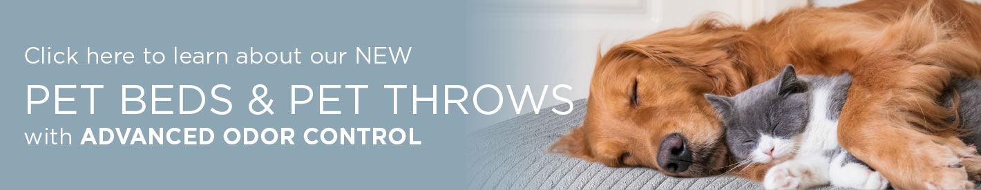 silverite pet beds and throws are vet approved