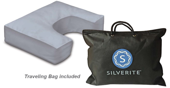 silverite pillow is doctor approved